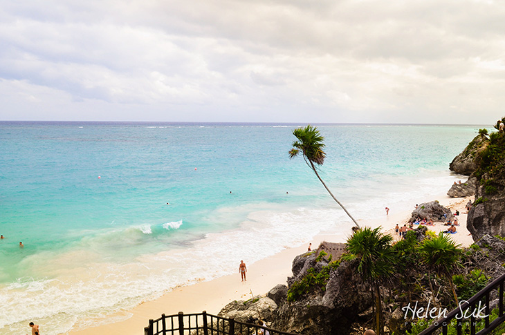 tulum beach, best beaches in mexico