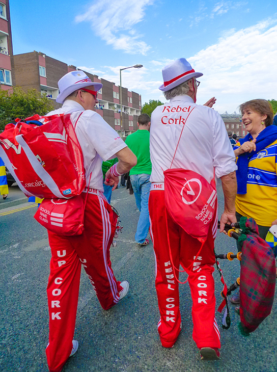 irish pictures, all ireland hurling, sports fans
