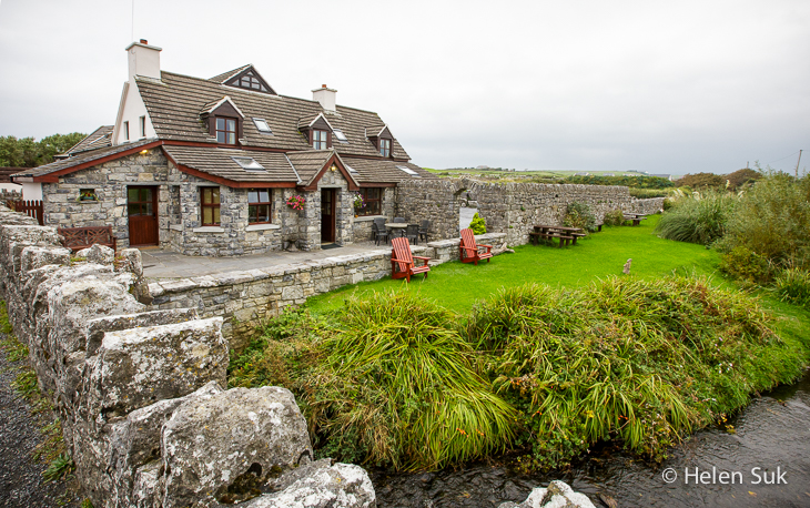 aille river hostel, accommodation doolin