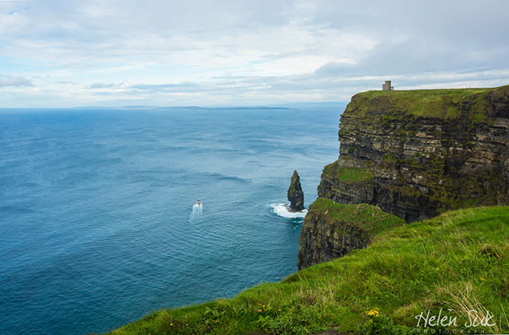 cliffs of moher, what to see in ireland