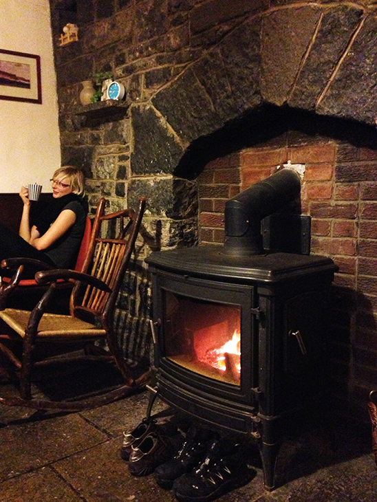 doolin hotel, aille river hostel