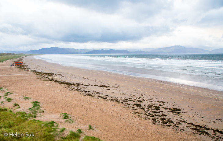 inch beach ireland, kerry, dingle