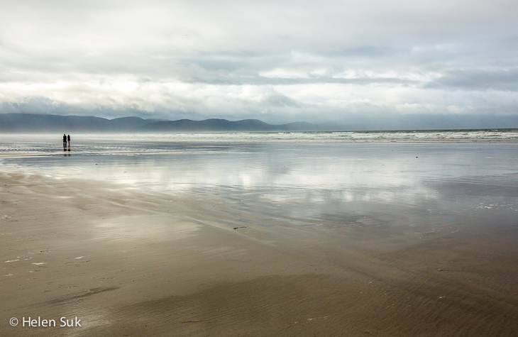 inch beach, photos of ireland