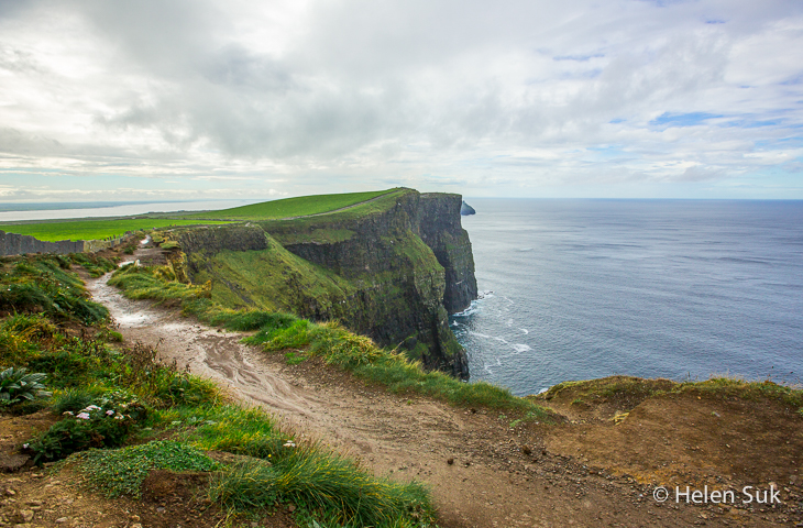 ireland pictures, cliffs of moher