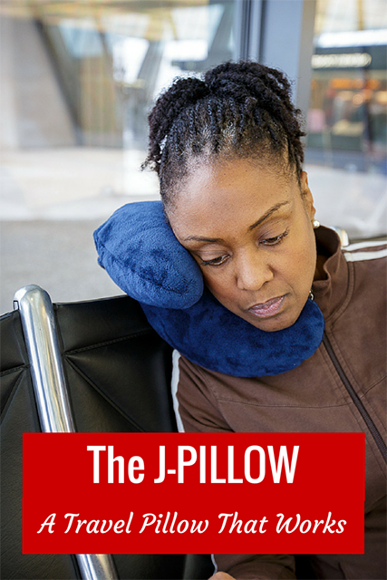 j-pillow travel