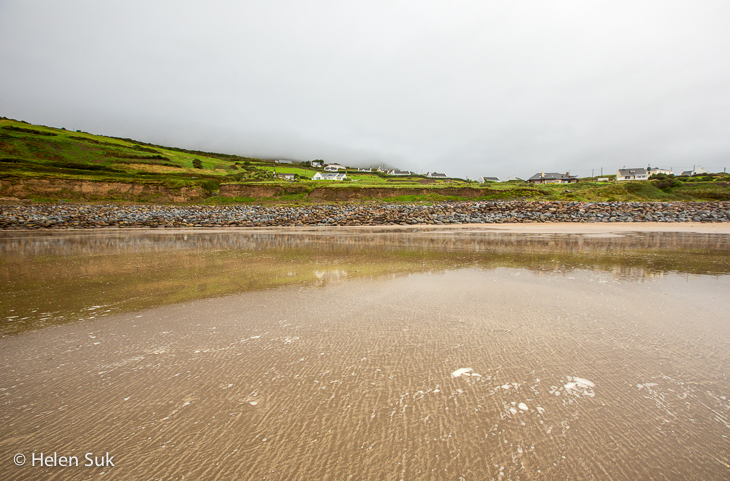 kerry beaches, inch beach, ireland