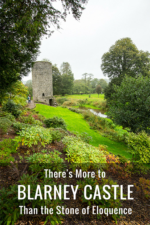the blarney castle, ireland attractions
