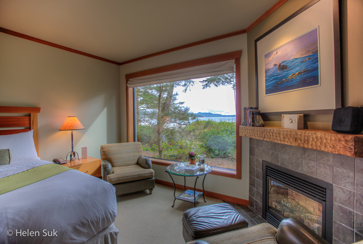 places to stay in tofino, wickinn