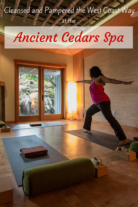 wickaninnish inn spa, ancient cedars spa, spa getaways bc
