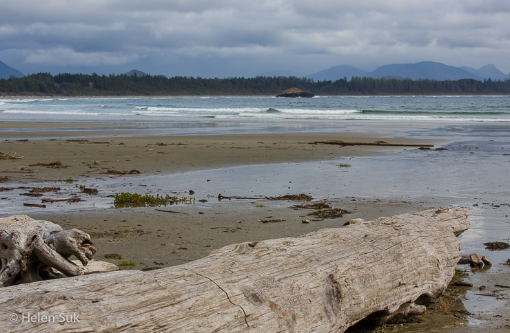 schooner cove, tofino beach, long beach