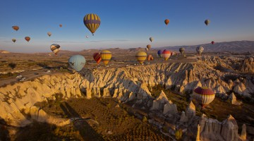 A Cappadocia Balloon Ride with Sultan Balloons