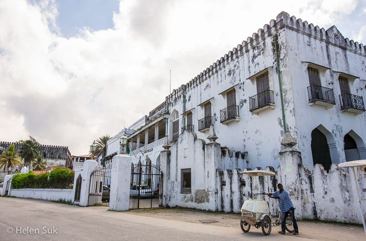palace museum, stone town
