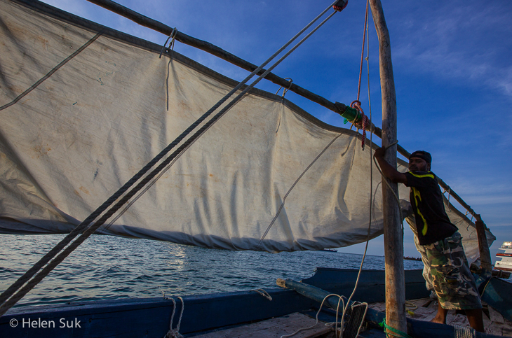 dhow boat, dhow cruise, stone town