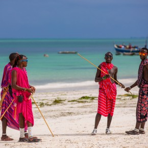 Island Life in Zanzibar: Photos