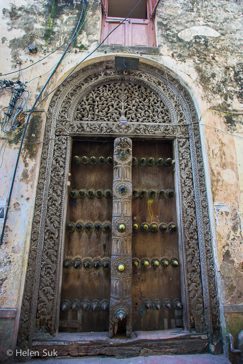 zanzibar door & Get Lost and Other Things to Do in Stone Town