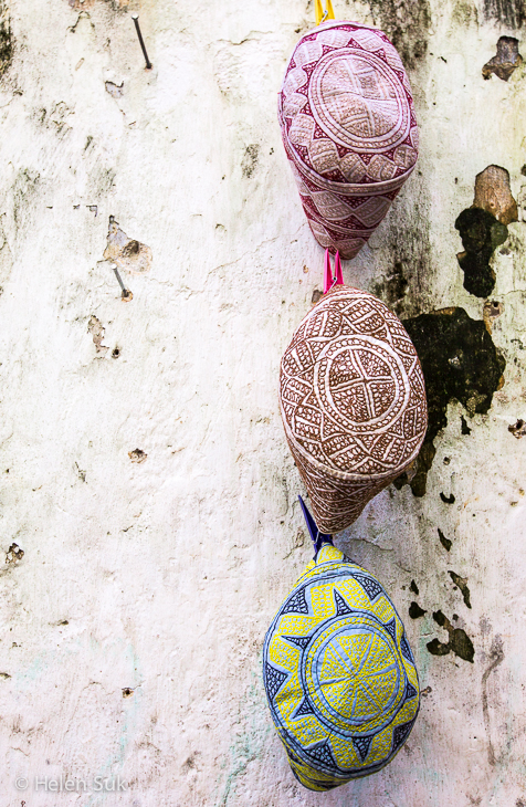 stone town picture of hats