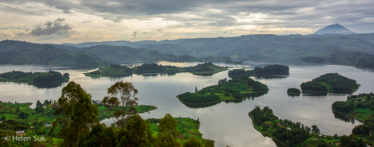 lake bunyonyi photos, uganda