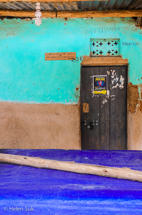 kabale, door
