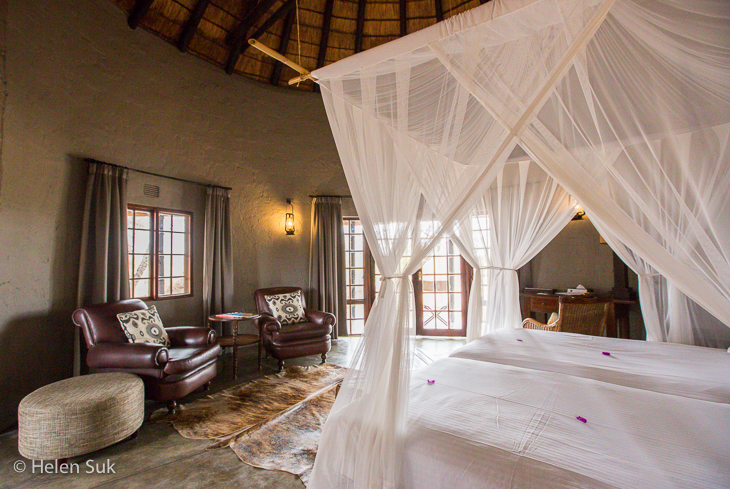 luxurious bungalow motswari private game reserve south africa