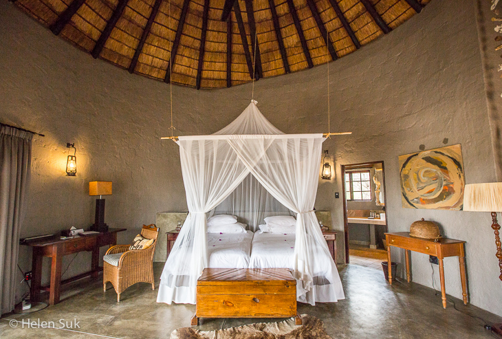luxurious suite at motswari private game reserve timbavati