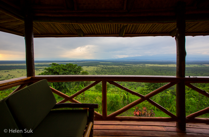travel to uganda, twin lake lodge