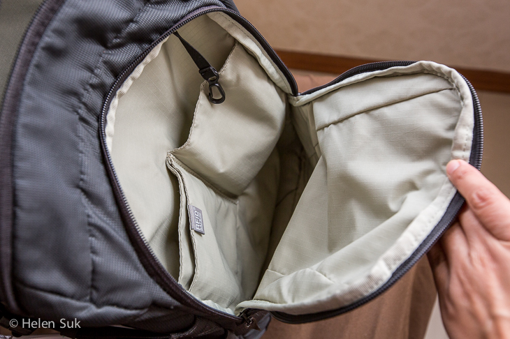 pacsafe, travel backpack
