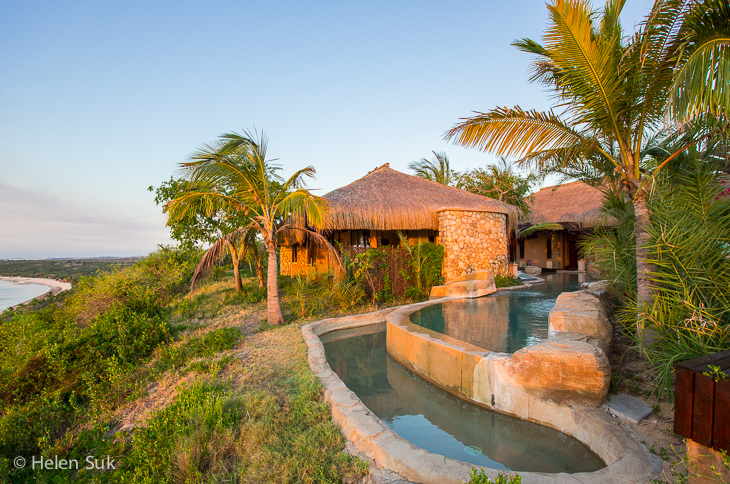 mozambique beach resorts, anantara bazaruto island resort & spa
