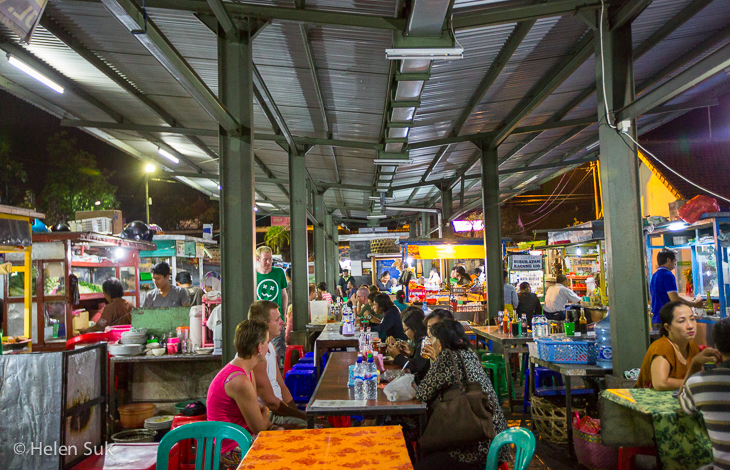 bali night market, sanur night market