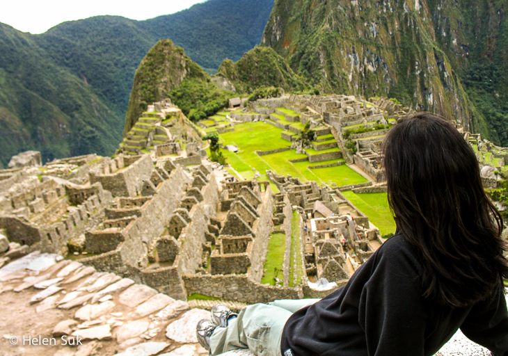 what to see in peru
