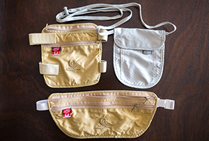 money belt, travel tips, travel necessities, travel essentials