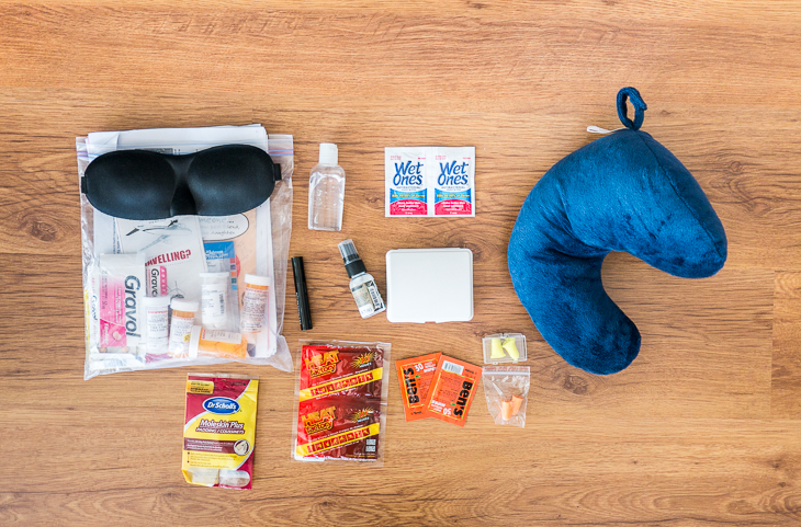 travel essentials for health