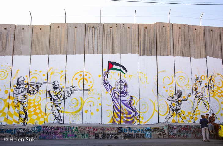 israel separation wall, west bank wall, west bank separation wall