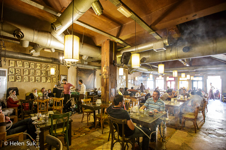 jafra cafe, amman restaurants