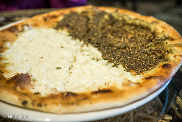 manakeesh, jordanian food, jafra cafe, amman