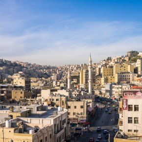 Amman: Where the Old Meets New