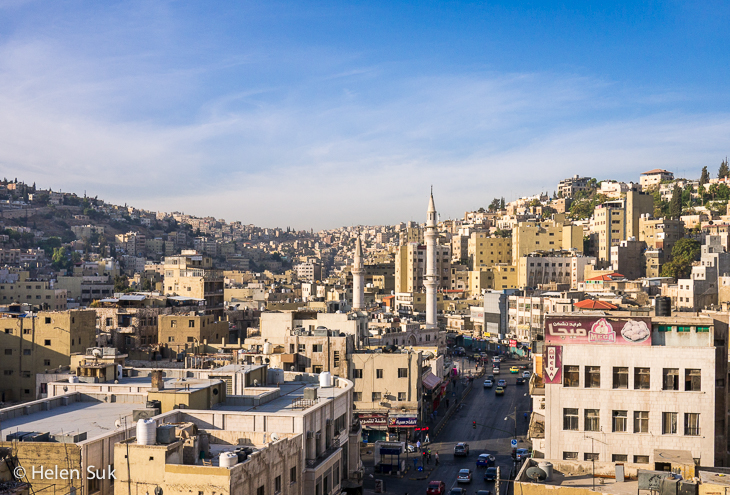 things to do in amman, jordan