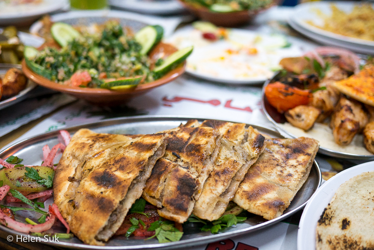 Jordanian Food Aqaba: Where Jordan Me...