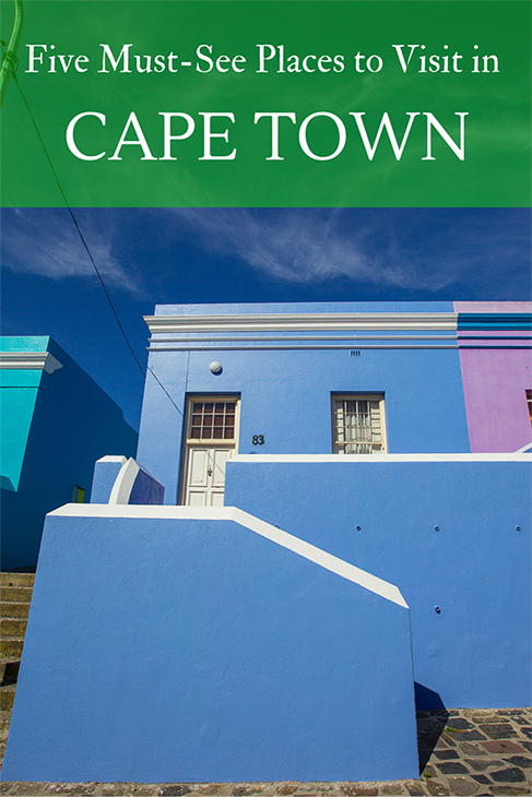 places to visit in cape town south africa