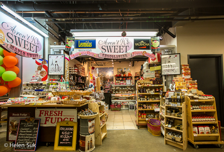 Aren't We Sweet at St. Lawrence Market Toronto