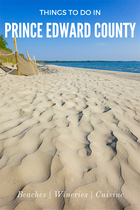 things to do in prince edward county