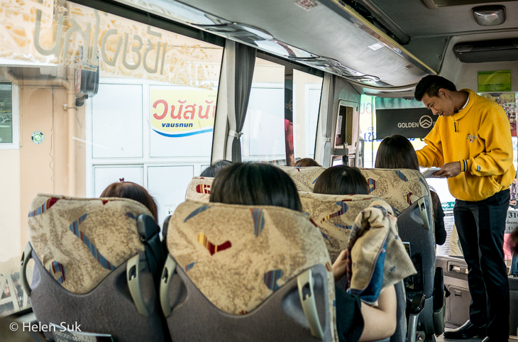 bus to chiang rai