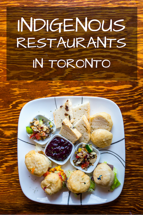 indigenous restaurants toronto