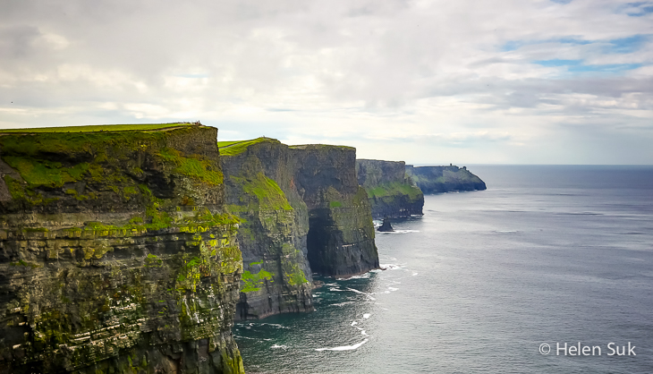 Cliffs Of Moher Lord Of The Rings