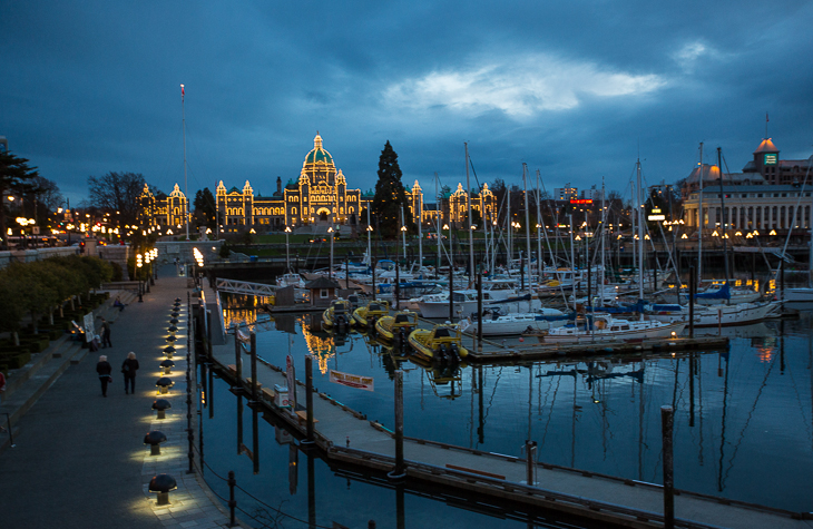 48 Hours In Victoria Bc