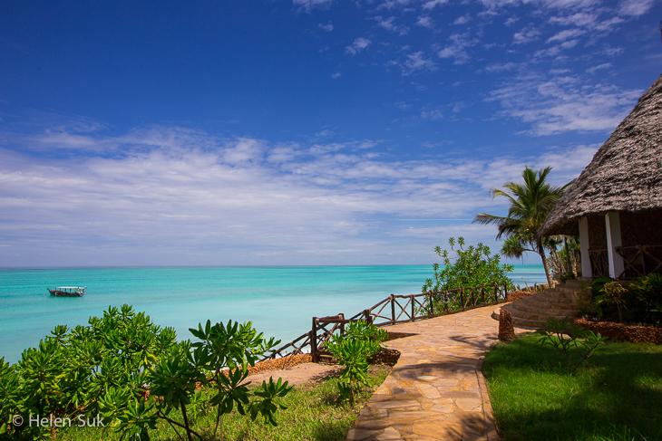 Ras Nungwi Beach Hotel Zanzibar Bliss