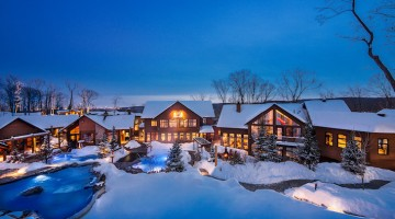 Nordik Spa-Nature: a Spa Ottawa Visitors Should Know About